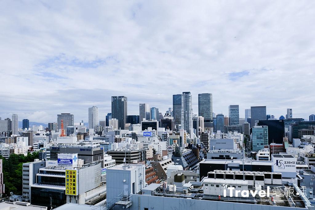 本町大阪景觀飯店 Osaka View Hotel Honmachi (53)