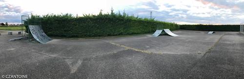 Skatepark Baldenheim 67