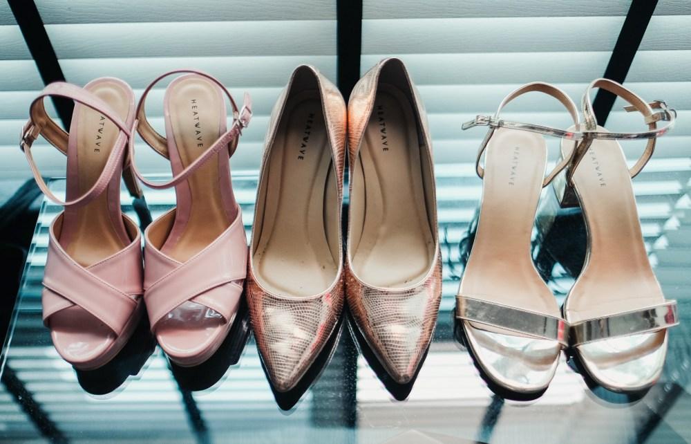 Heatwave Shoes Classic Heels-3