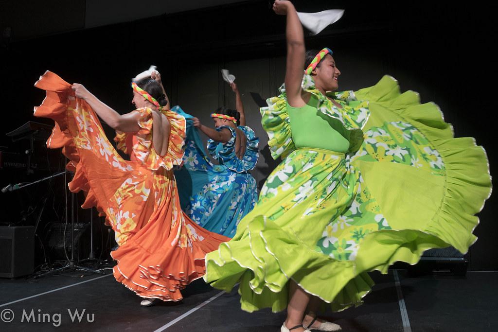 Latinx Indigenous Fashion Show