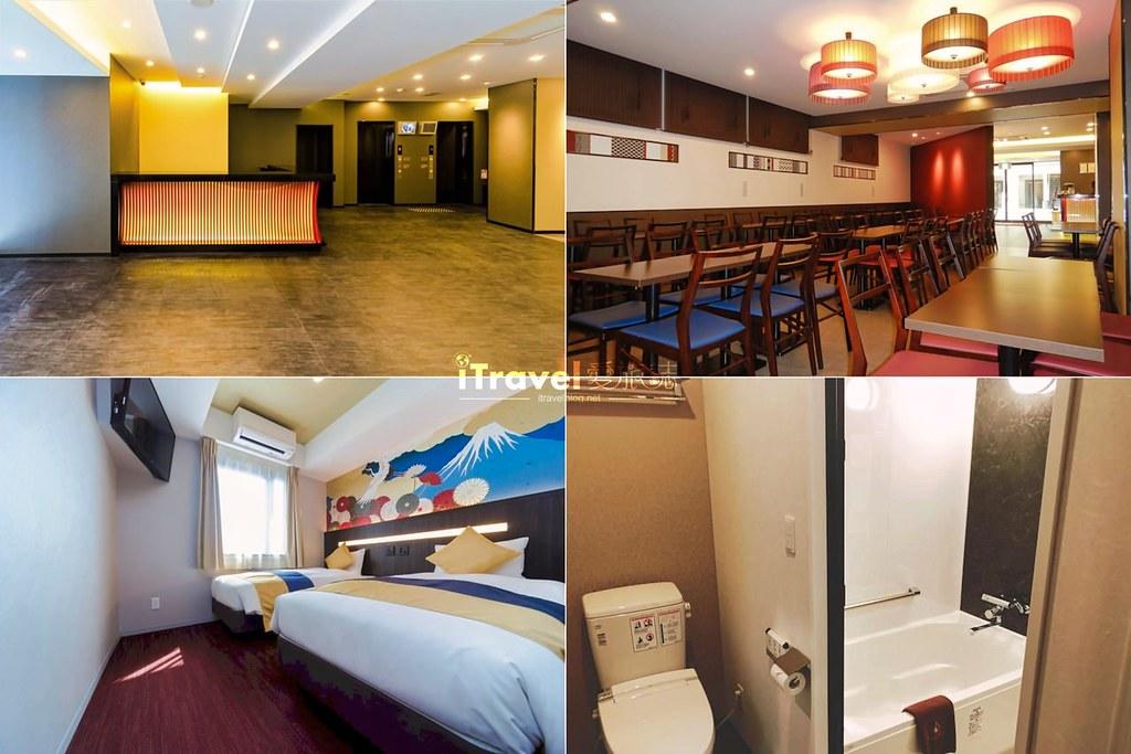 Kuromon Crystal Hotel 2