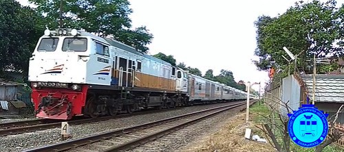 Kereta Api Argo Parahyangan Bablas ke Stasiun Kiaracondong