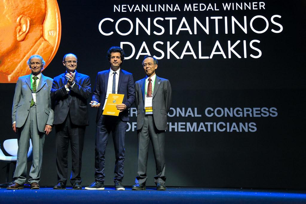 International Congress of Mathematicians 2018, ICM 2018
