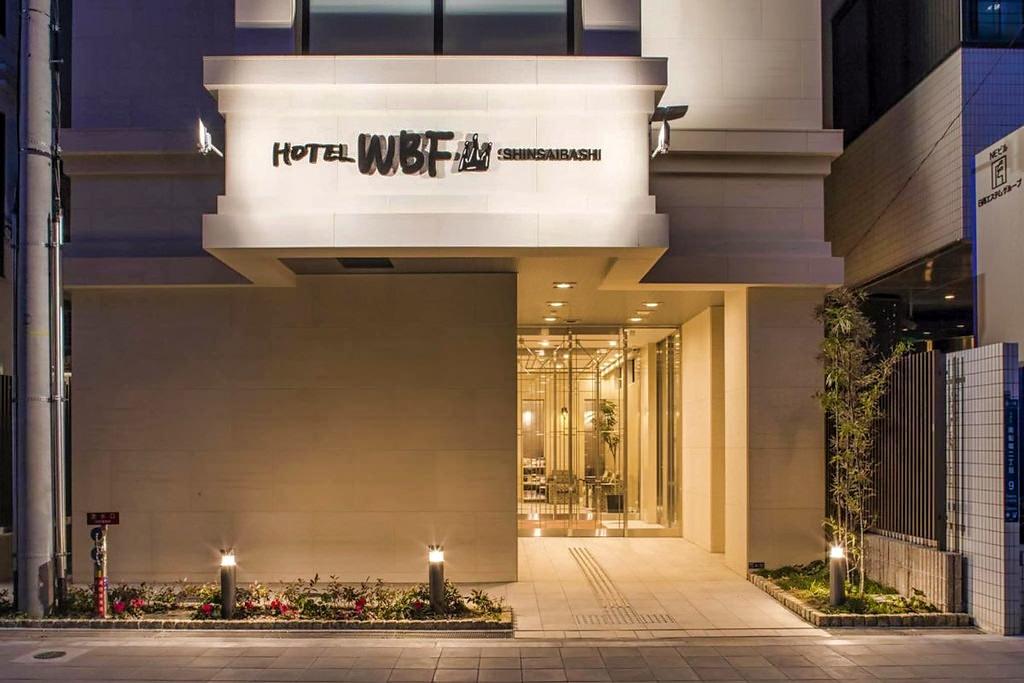 Hotel WBF Shinsaibashi 1