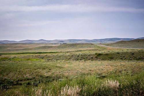 Driving Across Montana-3