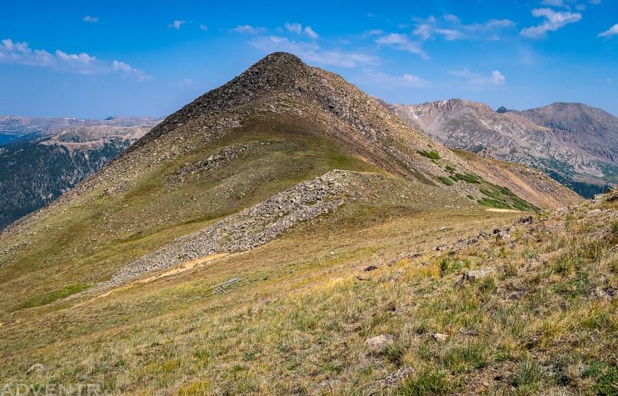 Hiking To Morgan Peak