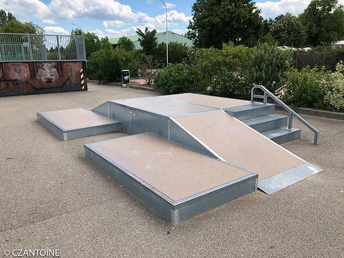 Skatepark Ribeauvillé 68