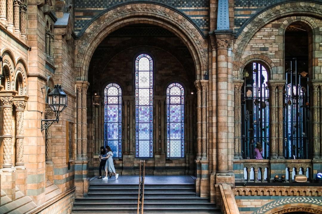 Natural History Museum Londra