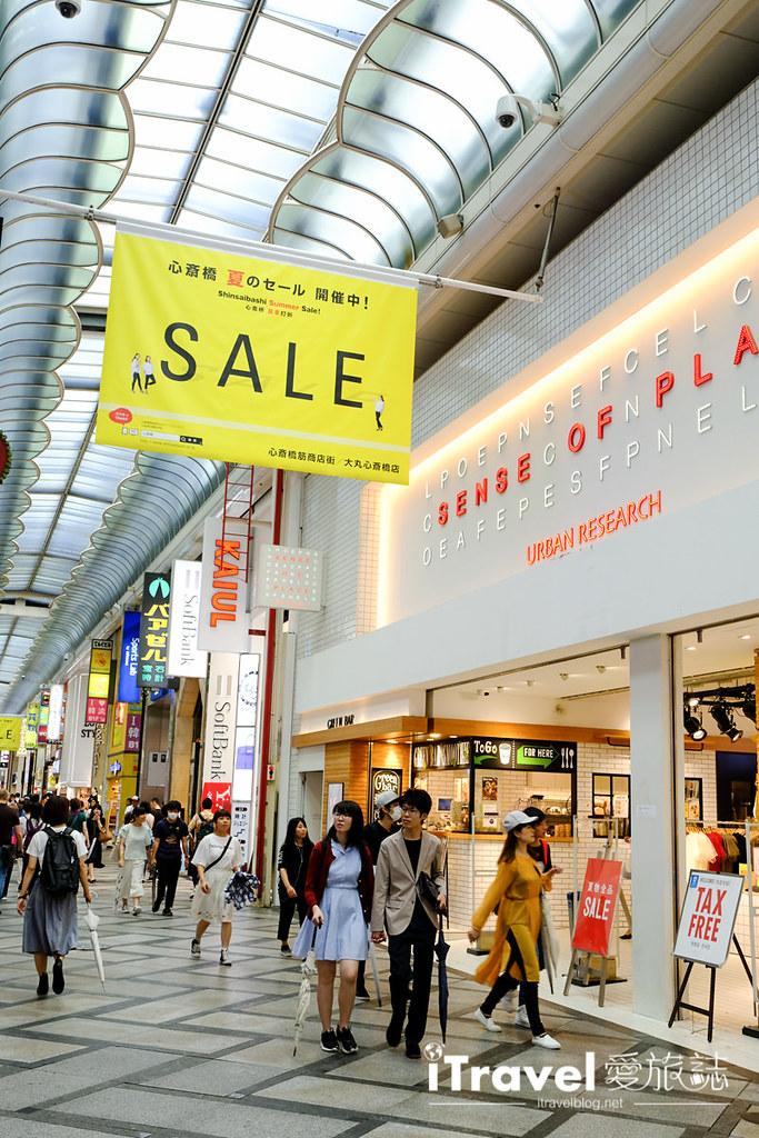 大阪購物商場 心齋橋 (38)