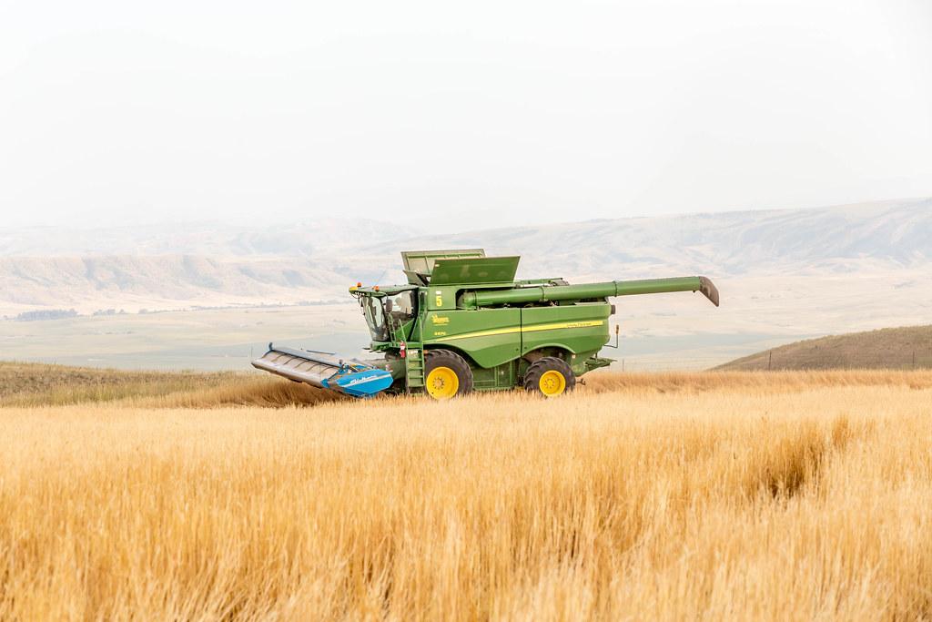 High Plains Harvesting 2018