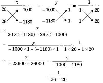 UP Board Solutions for Class 10 Maths Chapter 3 page 69 4.1