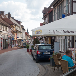Hauptstraße Bad Lauterberg