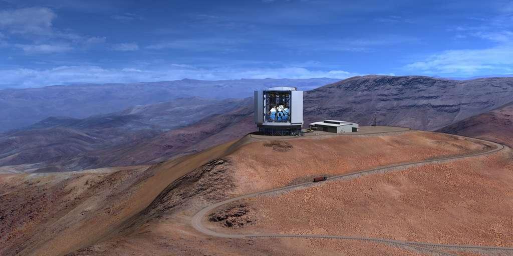 télescope-géant-Magellan