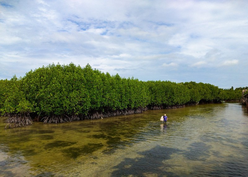 Bantayan island captured