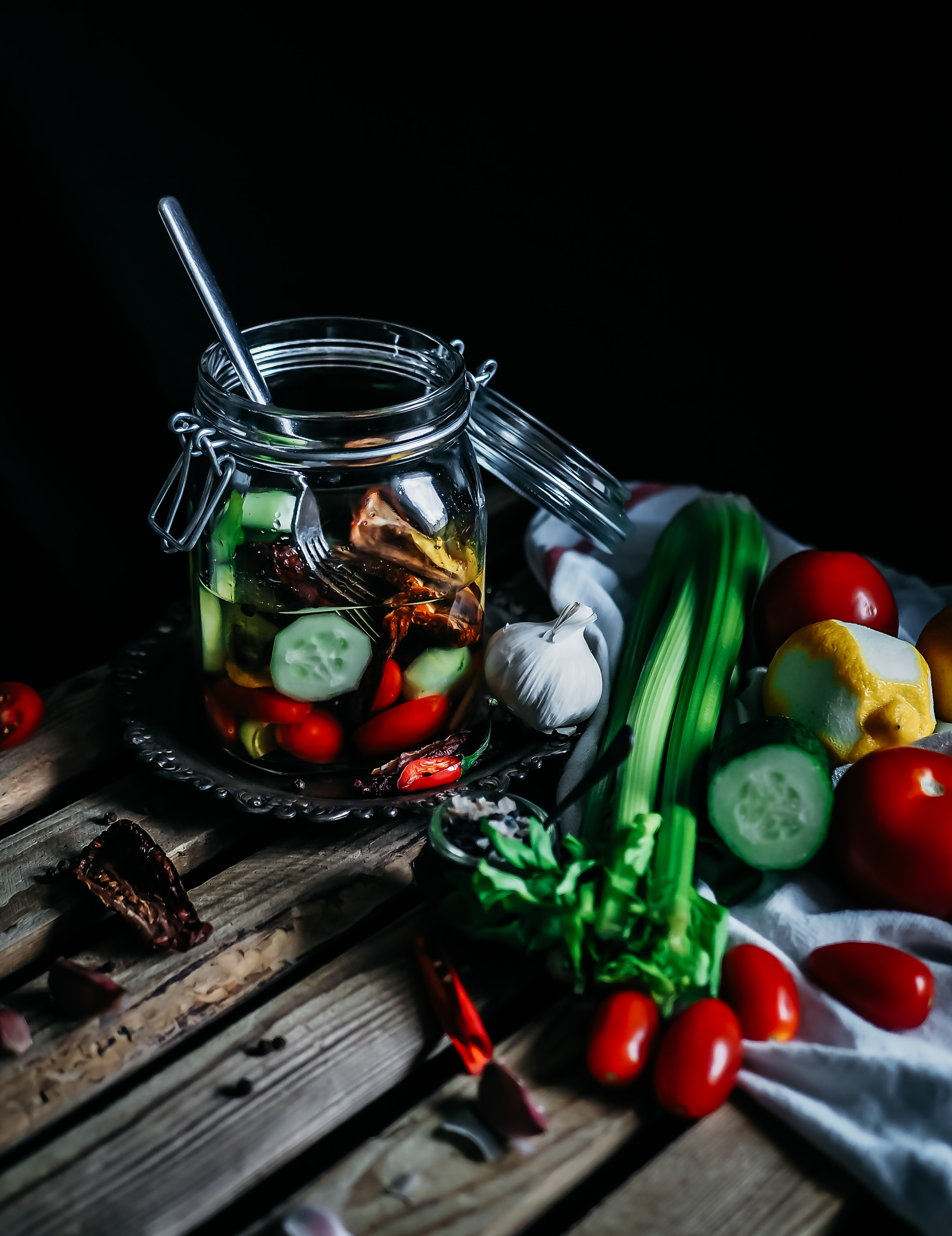 bloody mary infuusio