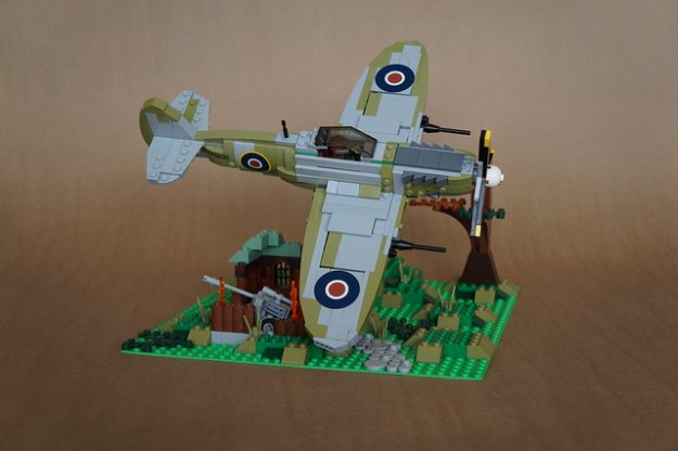 喷火式战斗机01