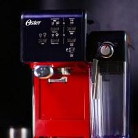 [萬元級家用義式咖啡機推薦] 美國 Oster 頂級義式膠囊兩用咖啡機,小巧多功能伴你每一天!