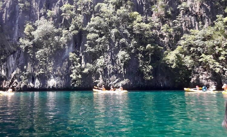 Small Lagoon, El Nido Island Hopping Tours, Survive Travel (16)