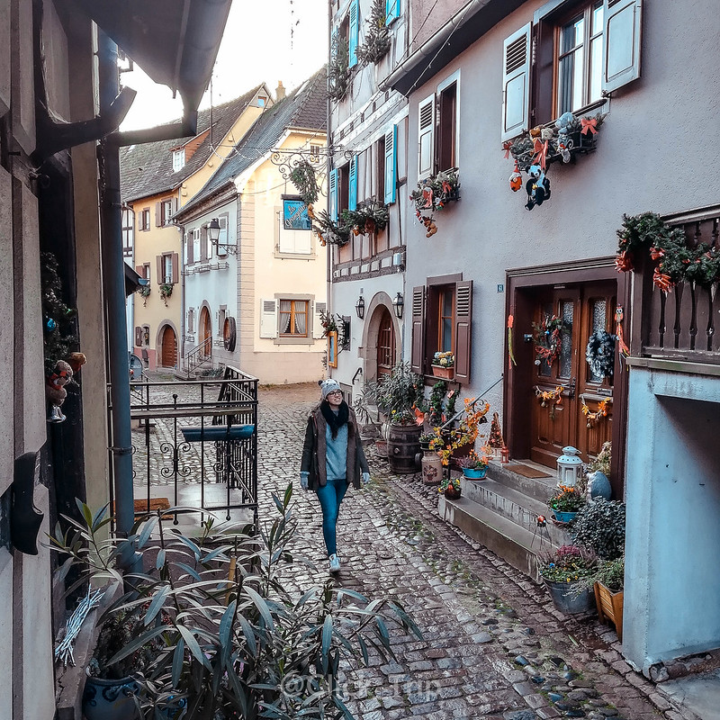 Qué ver en Eguisheim en un día · Ruta de un día por Eguisheim · Eguisheim en Navidad · Los pueblos más bonitos de Alsacia · Click_Trip