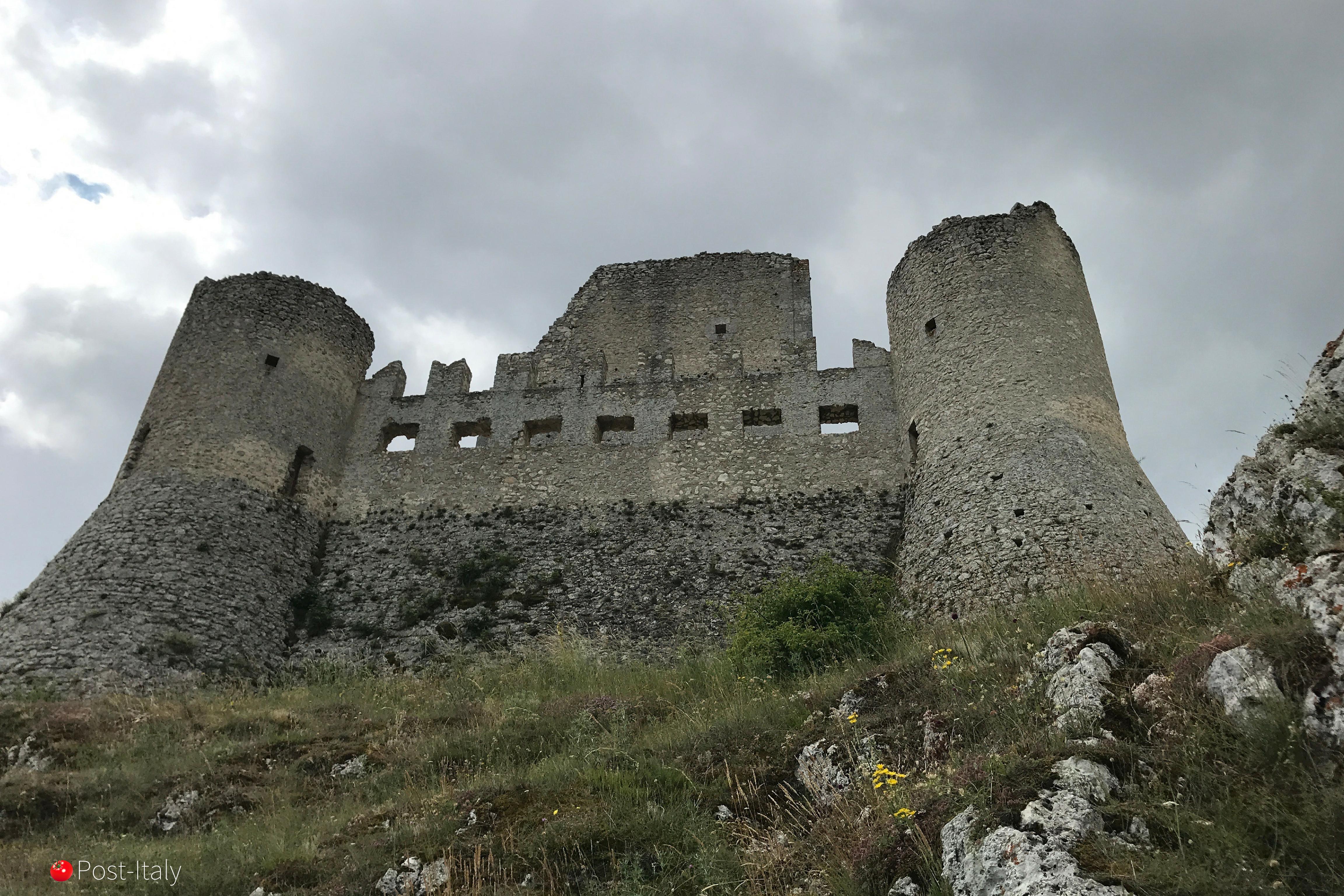 Rocca Calascio, Abruzzo, Itália