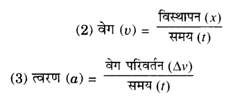 UP Board Solutions for Class 9 Science Chapter 8 Motion s 9.1