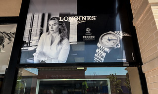Longines Perforated Vinyl