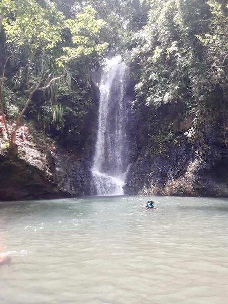 Kawayway Falls, El Nido Island Hopping Tours, Philippines, Survive Travel (5)
