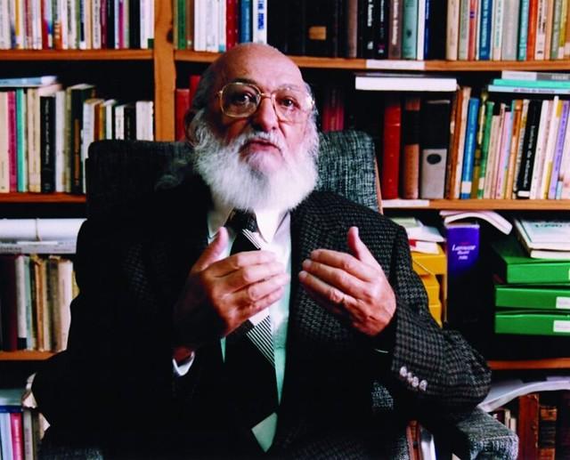 O livro Pedagogia do Oprimido, de Paulo Freire, é a terceira obra mais citada em toda a literatura das Ciências Humanas - Créditos: Acervo Instituto Paulo Freire