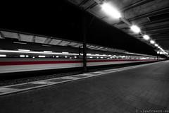 BS Hauptbahnhof ICE Durchfahrt