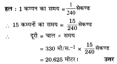 UP Board Solutions for Class 9 Science Chapter 12 Sound A 11