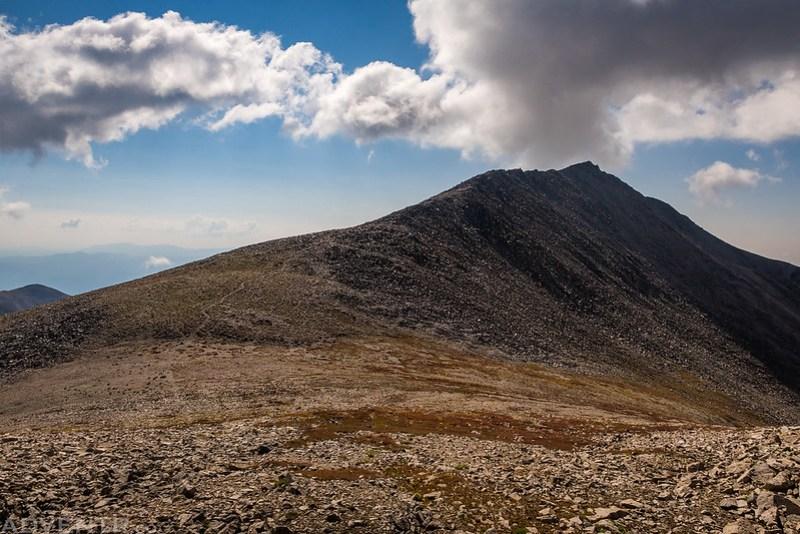 Mount Shavano The Volcano?