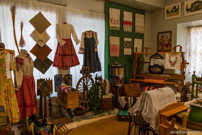 Экспозиция Приморского краеведческого музея, Койвисто