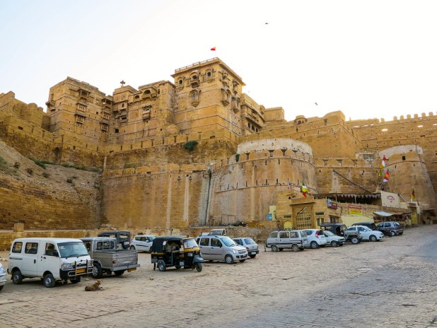 Traslado desde Bikaner a Jaisalmer