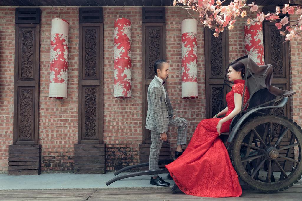 [Dear studio 德藝影像攝影]彰化(台中)自助婚紗/風格婚紗-協忠&郁雯