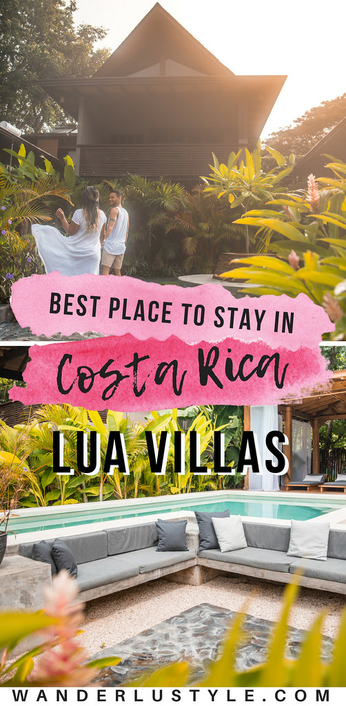 Best Place to Stay at Playa Hermosa, Santa Teresa Costa Rica - Lua Villas | Wanderlustyle.com