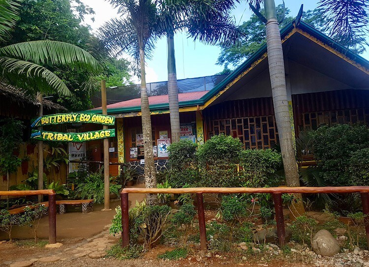 Butterfly Ecological Garden and Tribal Village, 50+ Things to Do in Puerto Princesa, Tourist Spots Survive Travel (5)