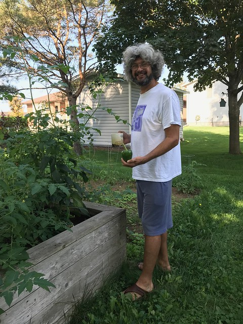 Carleton Place - Pierre with green pepper