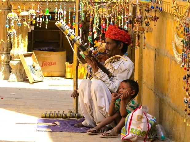 Visitas en Jaisalmer