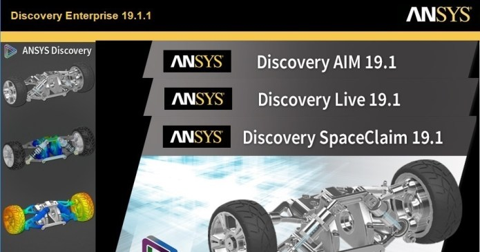 ANSYS Discovery Enterprise 19.1.1 Win64 full