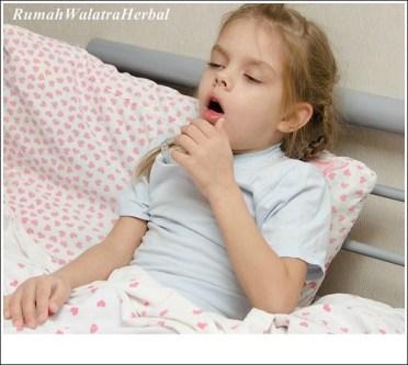 Ciri Anak Yang Terkena Gejala Bronkitis