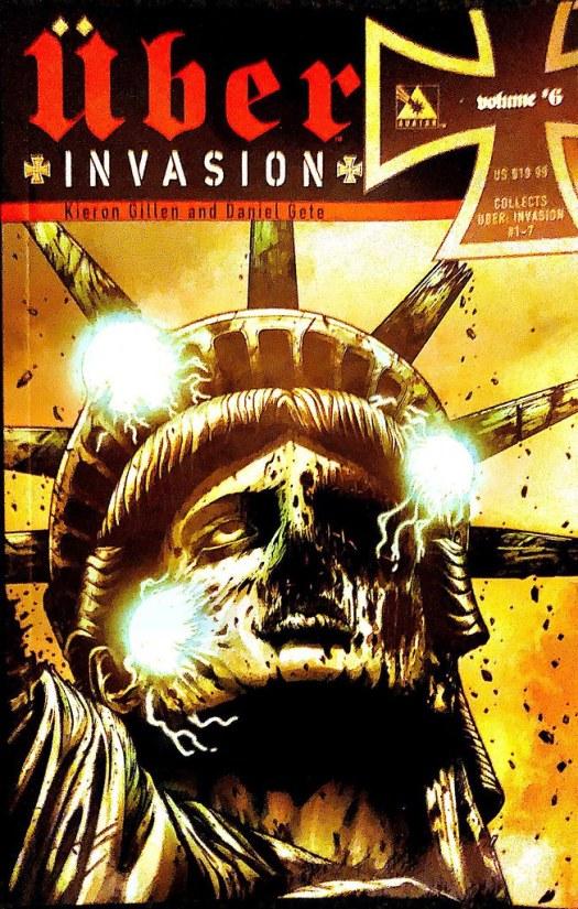Über invasion