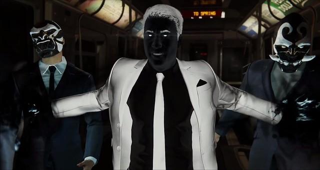 El hombre araña de Marvel - Mister Negative