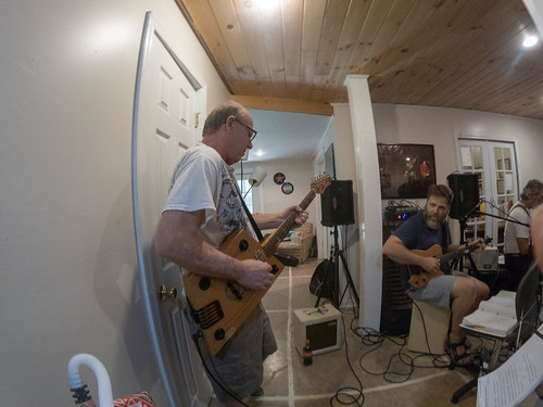 Upstate Acoustic Guitarists Summer Jam-001