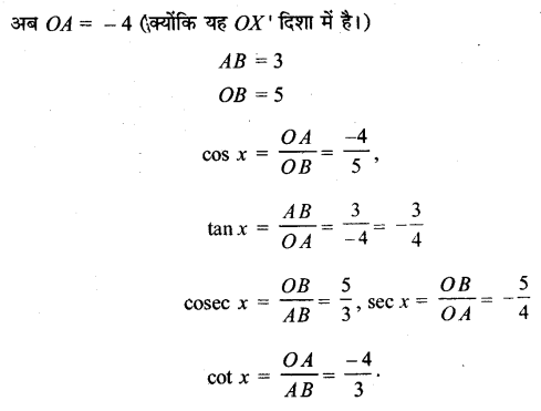 UP Board Solutions for Class 11 Maths Chapter 3 Trigonometric Functions 3.2 2.1