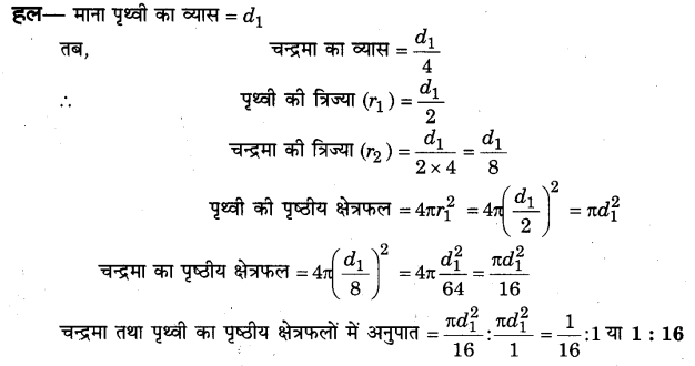 NCERT Solutions for Class 9 Maths Chapter 13 Surface Areas and Volumes (Hindi Medium) 13.4 7
