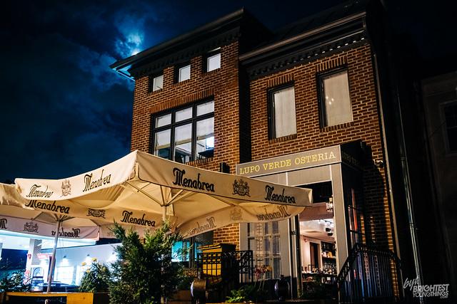 Lupo Verde Osteria Media Dinner-28