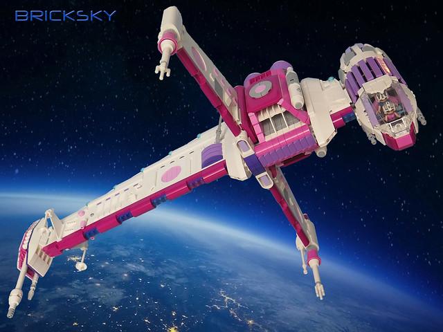 LEGO Friends Star Wars B-Wing