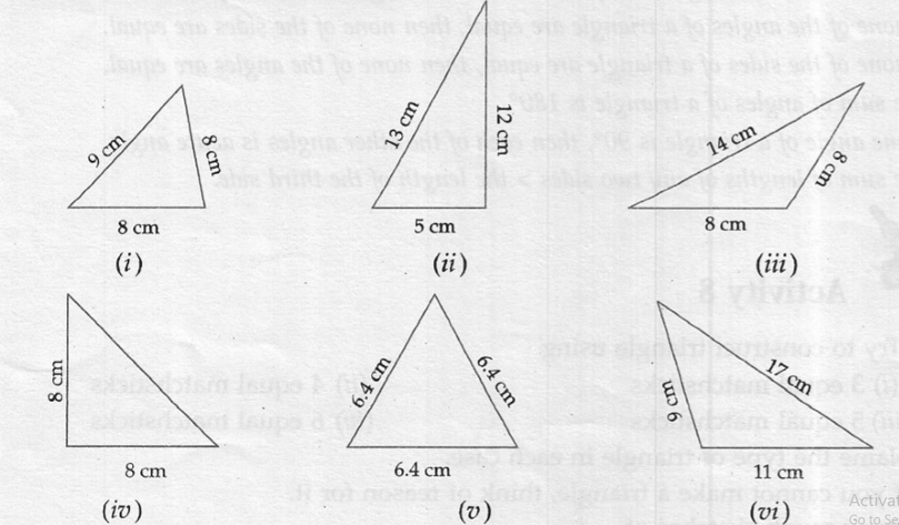 ML Aggarwal ICSE Solutions for Class 6 Maths Chapter 11 Understanding Elementary Shapes Ex 11.4 Solution 03 i