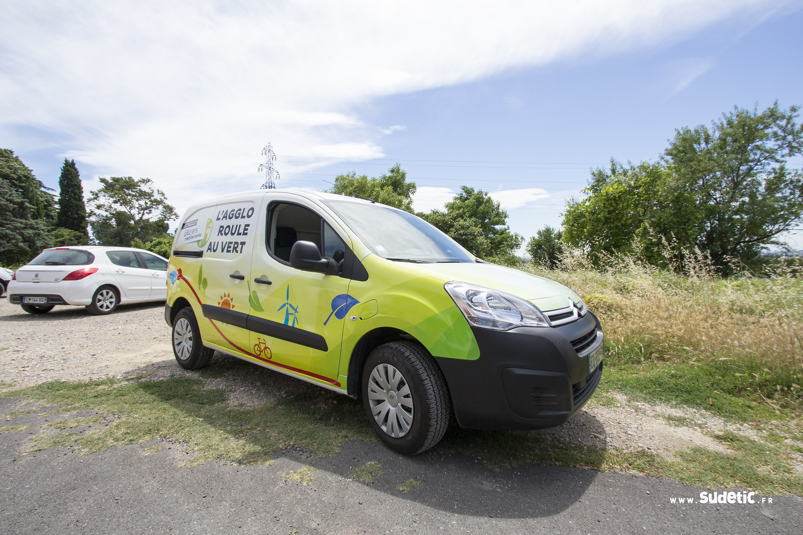 Sudetic total covering Citroen Berlingo Agglo Beziers Med-4