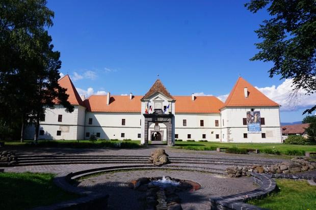 Mikó Castle, Miercurea-Ciuc